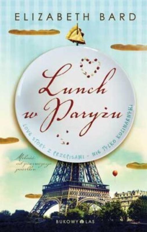 Okładka książki - Lunch w Paryżu