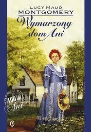 Okładka książki - Wymarzony dom Ani