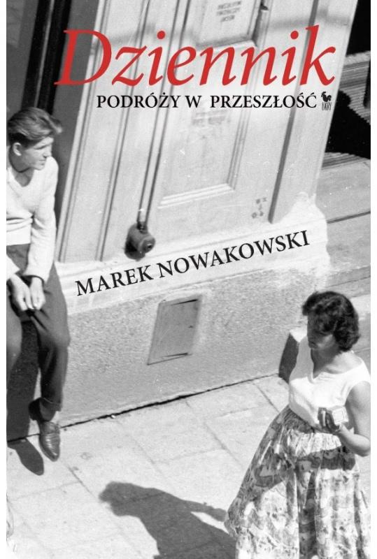 Okładka książki - Dziennik podróży w przeszłość