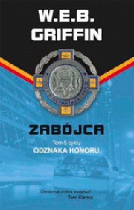 Okładka książki - Zabójca. Odznaka honoru 5
