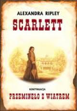 Ok�adka - Scarlett. Kontynuacja Przemin�o z wiatrem