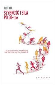 Okładka książki - Szybkość i siła po 50-tce