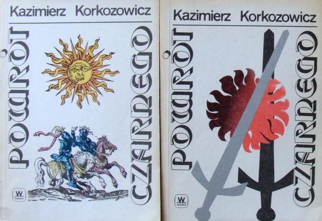 Powrót Czarnego (288292) - Kazimierz Korkozowicz - Książka, recenzja,  streszczenie