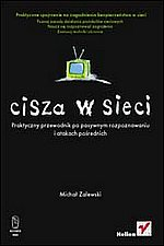Okładka książki - Cisza w sieci