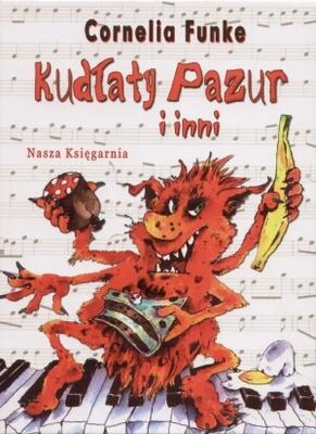 Okładka książki - Kudłaty Pazur i inni