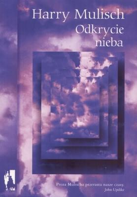 Okładka książki - Odkrycie nieba