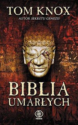 Okładka książki - Biblia umarłych