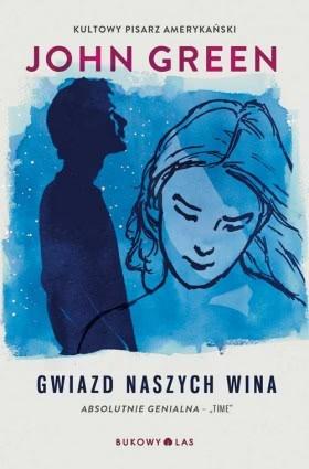 Okładka książki - Gwiazd naszych wina