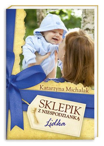 Okładka książki - Sklepik z Niespodzianką. Lidka