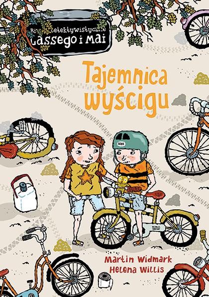 Okładka książki - Biuro Detektywistyczne Lassego i Mai. Tajemnica wyścigu