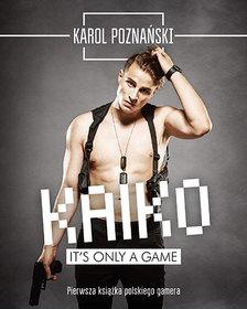 Okładka książki - Kaiko. It's only a game