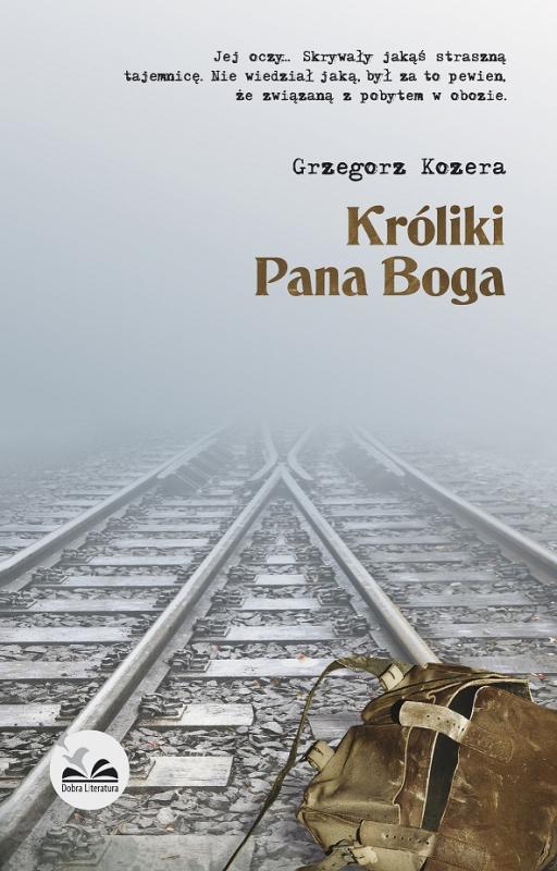 Okładka książki - Króliki Pana Boga