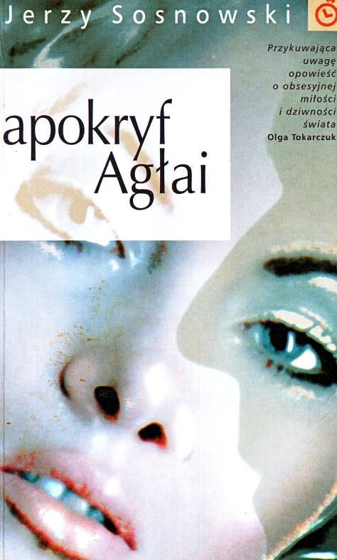 Okładka książki - Apokryf Agłai