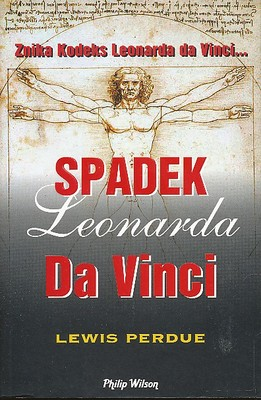 Okładka książki - Spadek Leonarda Da Vinci
