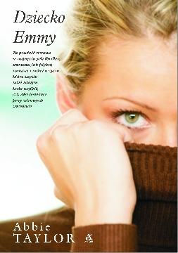 Okładka książki - Dziecko Emmy