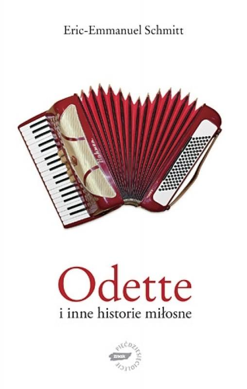 Okładka książki - Odette i inne historie miłosne