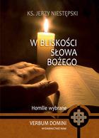 Okładka książki - W bliskości Słowa Bożego