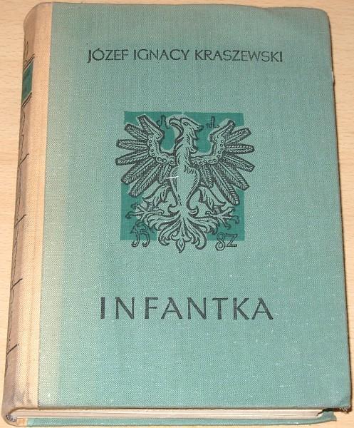 Okładka książki - Infantka