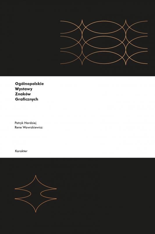 Okładka książki - Ogólnopolskie Wystawy Znaków Graficznych
