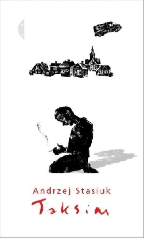Okładka książki - Taksim