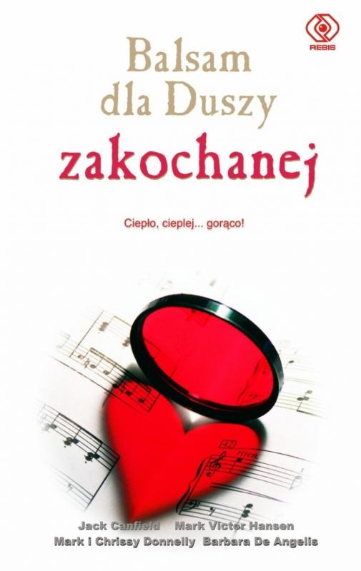 Okładka książki - Balsam dla duszy zakochanej