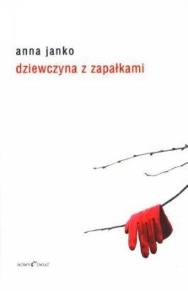 Okładka książki - Dziewczyna z zapałkami