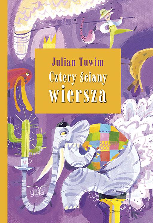 Cztery ściany Wiersza 291958 Julian Tuwim Książka