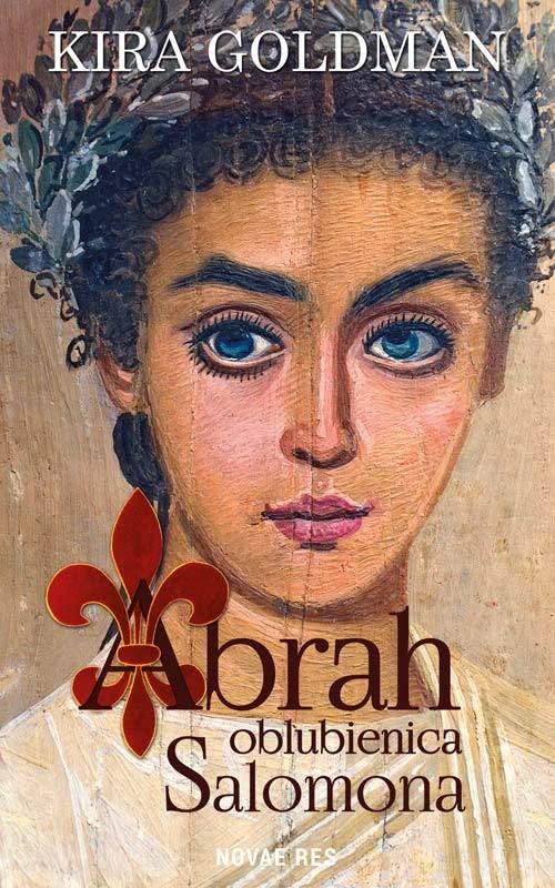 Okładka książki - Abrah oblubienica Salomona
