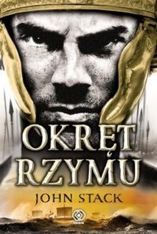 Okładka książki - Okręt Rzymu
