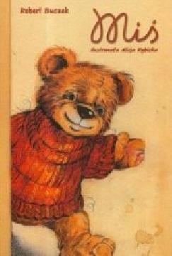 Okładka książki - Miś
