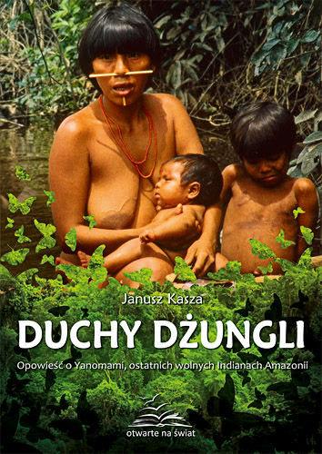 Okładka książki - Duchy dżungli