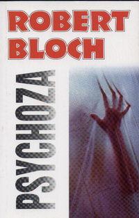 Okładka książki - Psychoza