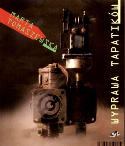 Okładka książki - Wyprawa Tapatików