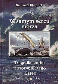 Okładka książki - W samym sercu morza