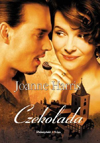 Znalezione obrazy dla zapytania czekolada joanne harris