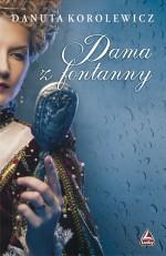 Okładka książki - Dama z fontanny