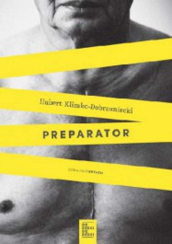 Okładka książki - Preparator