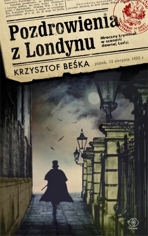 Okładka książki - Pozdrowienia z Londynu