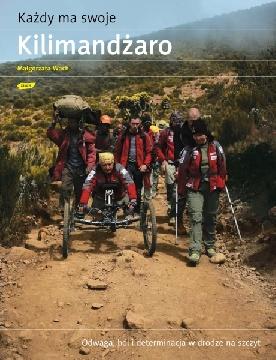Okładka - Każdy ma swoje Kilimandżaro