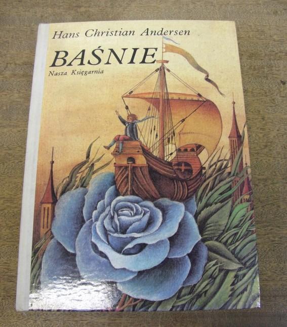 Okładka książki - Baśnie