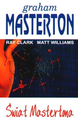 Okładka książki - Świat Mastertona