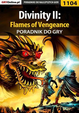 Ok�adka - Divinity II: Flames of Vengeance - poradnik do gry