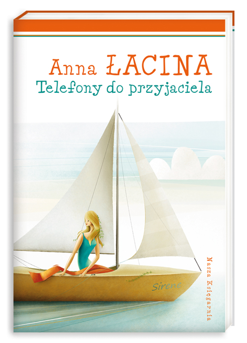 Okładka książki - Telefony do przyjaciela