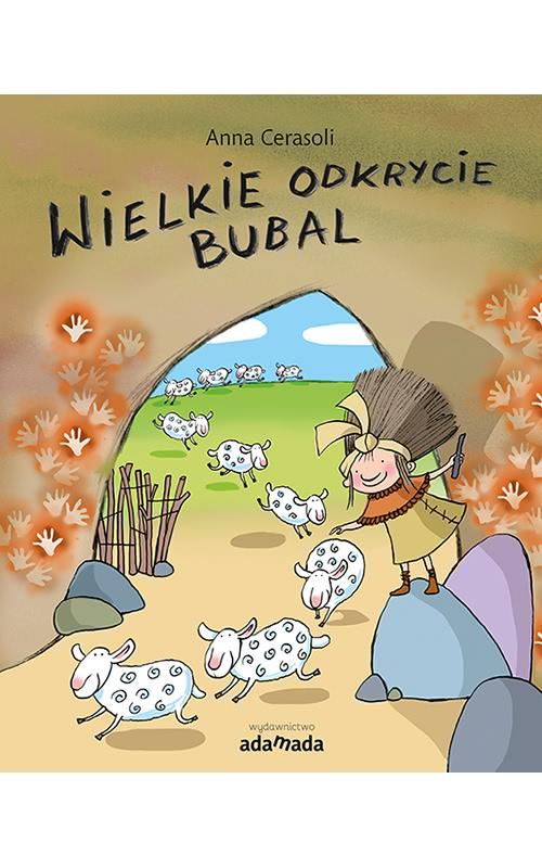 Okładka książki - Wielkie odkrycie Bubal
