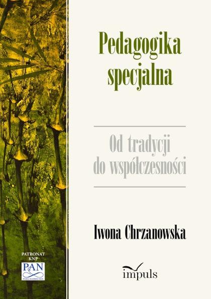 Okładka książki - Pedagogika specjalna