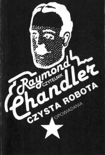 Okładka książki - Czysta robota