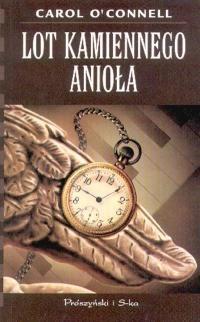 Okładka książki - Lot kamiennego anioła