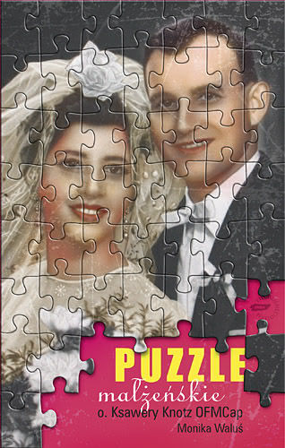 Okładka książki - Puzzle małżeńskie