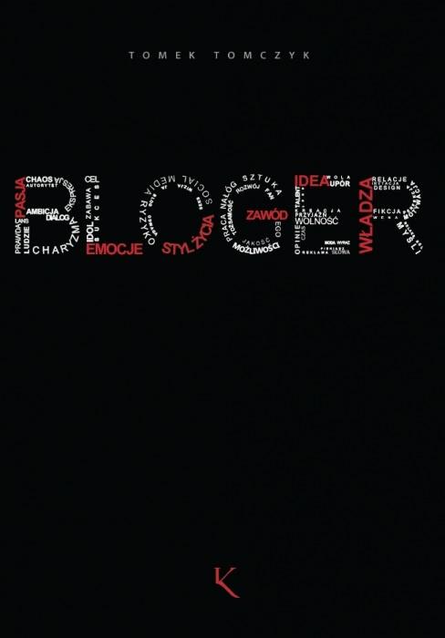 Okładka książki - Bloger