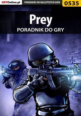 Okładka - Prey - poradnik do gry
